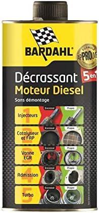 Bardahl décrassant Moteur Diesel 5 en 1-1 l