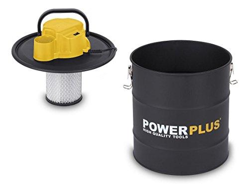 PowerPlus powx300 - Aspirapolvere di cenere, 20 L