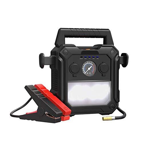 Cheapest Price! DMQNA Portable Jump Starter, Emergency Power Pack 12V 2000A Peak Amps,12V DC Socket,...