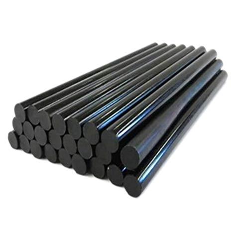 Mangocore 12pcs/lot 11mmx190mm DIY Hot Melt Glue Sticks Black Color for Hot Melt Gun Car Audio Craft General Purpose
