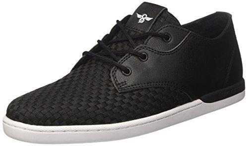 Creative Recreation Vito Crsmvitolo-Black, Sneaker a Collo Basso Uomo, Nero, 40 EU