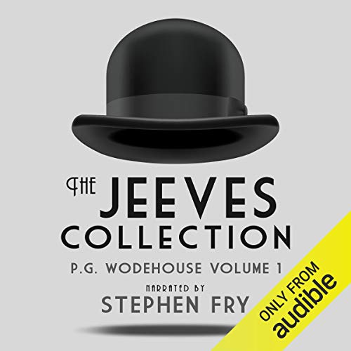 Couverture de P.G. Wodehouse Volume 1