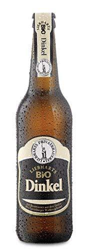 PRIVATBRAUEREI · LIEBHARTS Bio-Dinkel Bier (8 x 0,5 l inkl. Pfand)…