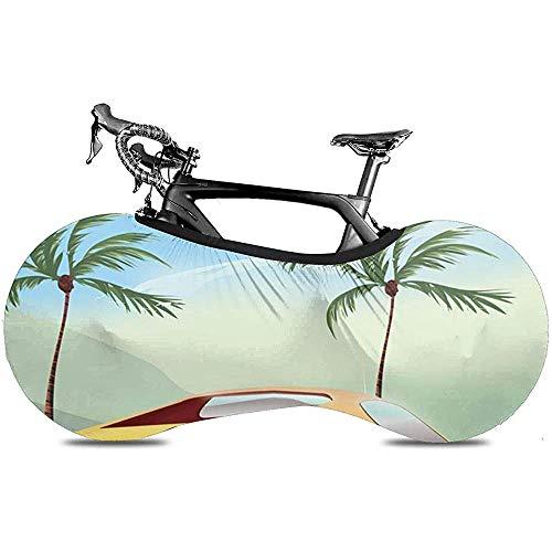 Cubierta de Rueda de Bicicleta, Cubierta de Bicicleta - Estados Unidos Amarillo Americano Beverly Hills California Auto Auto