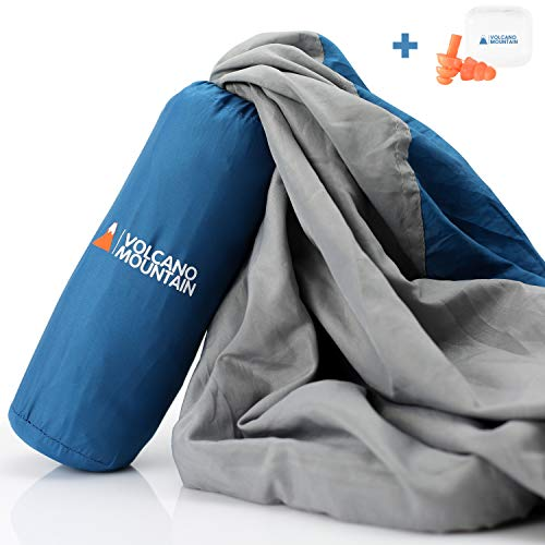 Sleeping Bag Liner Camping Travel Home Sheet Lightweight Breathable Hotel Compact Sacks
