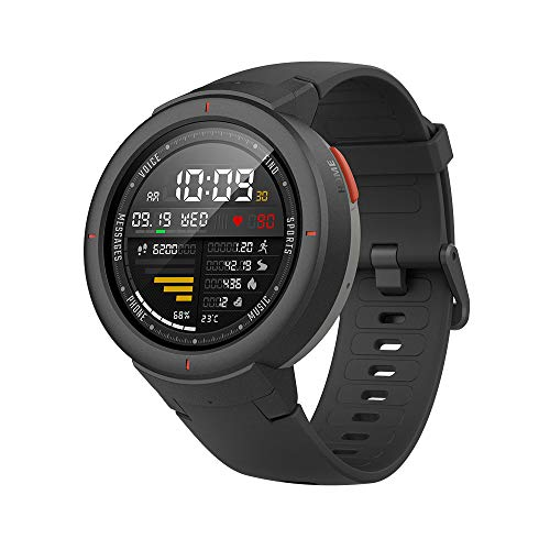 Amazfit Verge IP68 Phone Call Smart Watch (Gray)