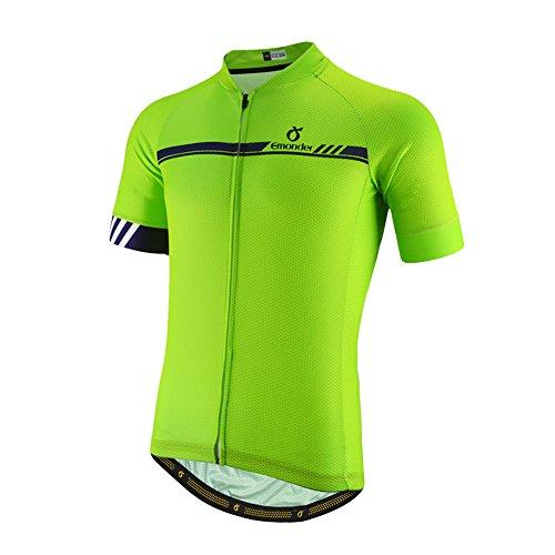Maillot De Ciclismo Verde  marca EMONDER