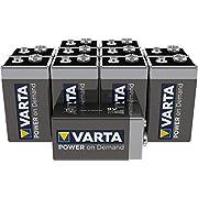 Varta Alkaline Industrial Batteries Power on Demand LR6