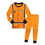 Schlafanzug für Kleinkinder, Babys, Jungen, Mädchen, lustig, Cosplay, Astronaut, Arzt, Schlafanzug Gr. 128, Astronaut