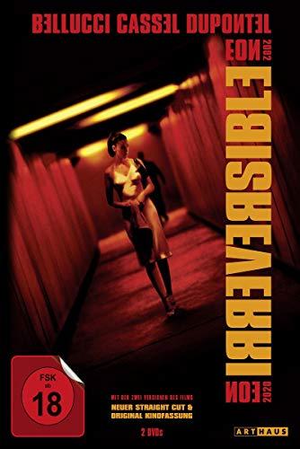 Irréversible - The Straight Cut (inkl. Kinofassung, 2 Discs)