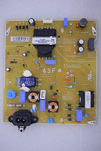 LGE 43LJ5500-UA LGP43DJ-17F1 EAX67264001 (1.5) EAY64530001 Power Supply Board 5983