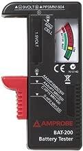 Amprobe BAT-200 Battery Tester,Compact