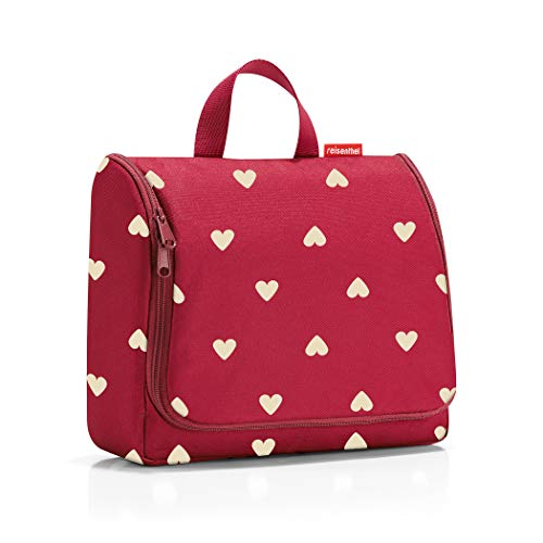 Reisenthel Toiletbag Kulturtasche, Hearts