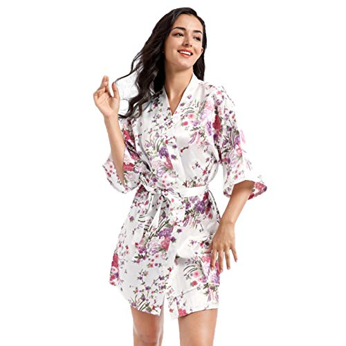 Oukeep Damenpyjamas Im Europäischen Stil, Hotelbäder, Hochzeitsfotostudios,...