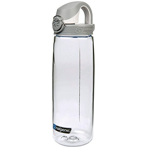 0,7/l /Bid/ón Pl/ástico Botellas Everyday OTF/ Transparent//Rot//Sternenmotiv /Cantimplora Nalgene/ 0,7 L