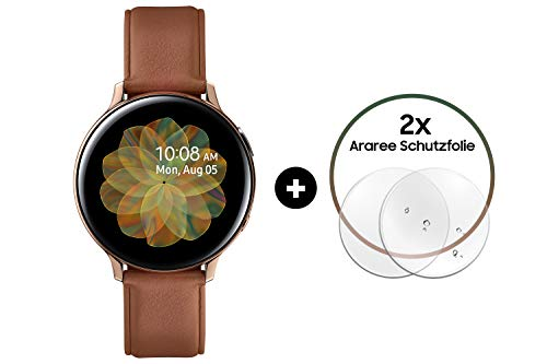 Samsung Galaxy Watch Active2 Stainless Steel 44 mm (Explorer Edition) gold