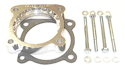 Street and Performance Electronics 95135 Helix Power Tower Plus Throttle Body Spacer 2004 Mazda RX-8 1.3L (13B Rotary)
