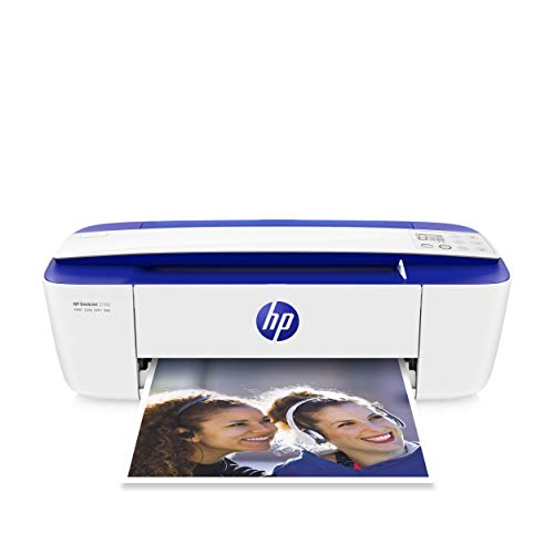 HP DeskJet 3760 All-in-One Printer, Instant Ink with 2 Months Trial, White
