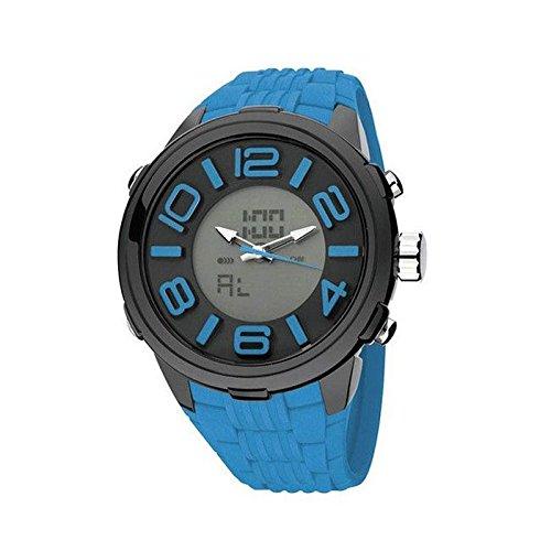 Reloj NOWLEY 8-5268-0-3 - Reloj Chico Digital y analógico con Correa de Silicona