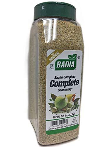 Badia 1.75 lb Complete Seasoning All purpose SazonCompleta Kosher