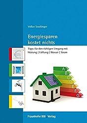 Energiesparen kostet nichts