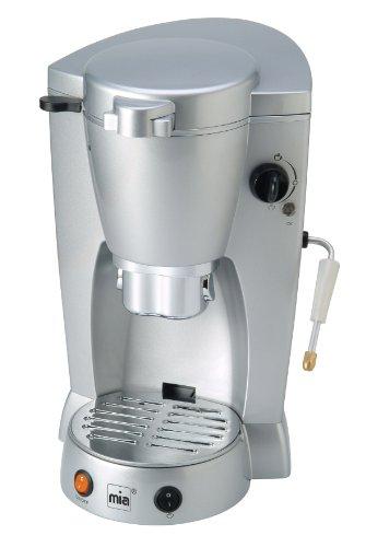 Mia KF 1810 Kaffee Pad Automat für handelsübliche Kaffeepads