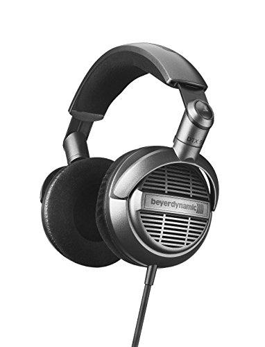 beyerdynamic DTX 910 Over-Ear Hi-Fi-Stereo Kopfhörer. Offene Bauweise, einseitig geführtes Kabel, verstellbarer Kopfbügel