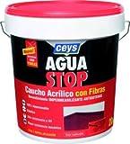 AGUASTOP CEYS - Antigoteras Caucho Terracota Aguastop Ceys 5 Kg