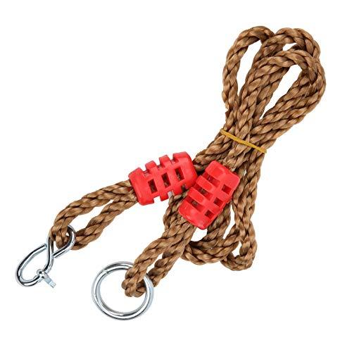FECAMOS El cojinete de Material de Nailon alarga la Cuerda, el Accesorio de Columpio, los niños Que cuelgan el Asiento del Columpio