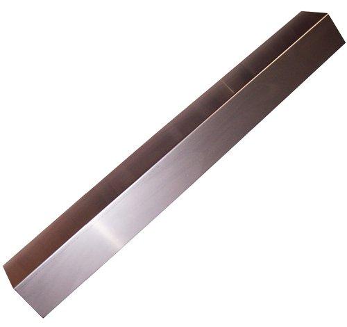 Music City Metals 94181 Plaque chauffante en Acier Inoxydable pour Certains modèles de Gril à gaz par Charbroil, Kenmore et Autres