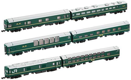 KATO Nゲージ 24系 トワイライトエクスプレス 基本 6両セット 10-869 鉄道模型 客車