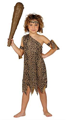 FIESTAS GUIRCA Traje de niño Hombre de Las cavernas primitivas