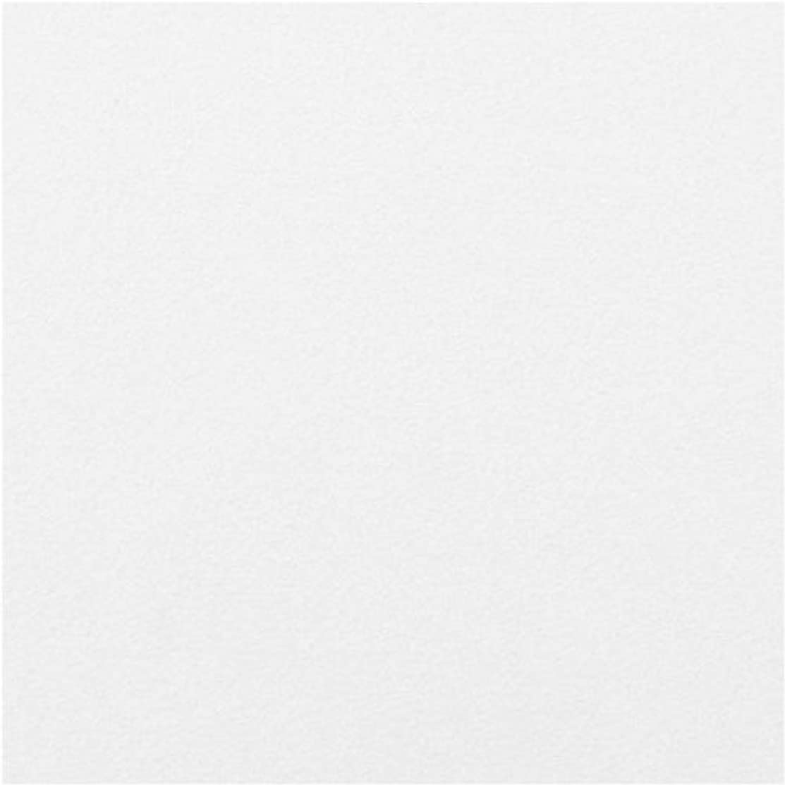 Ultra Suede For Beading Foundation And Cabochon Work 8.5x8.5 Inches - White
