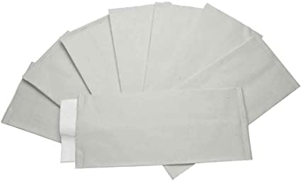 Buste Portaposate Bianche Buste Portaposate Con Tovagliolo Buste Porta Posate In Carta Colore Bianco 500pz Amazon It Casa E Cucina