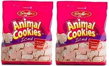 Stauffer's, Iced Animal Crackers, 11oz Bag (Pack of 2)