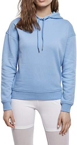 Urban Classics Ladies Hoody Sudadera con Capucha, Azul Claro, 5X-Large para Mujer