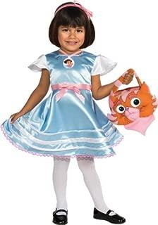 Rubies Dora The Explorer: Dora in Wonderland Costume, Toddler by Dora the Explorer