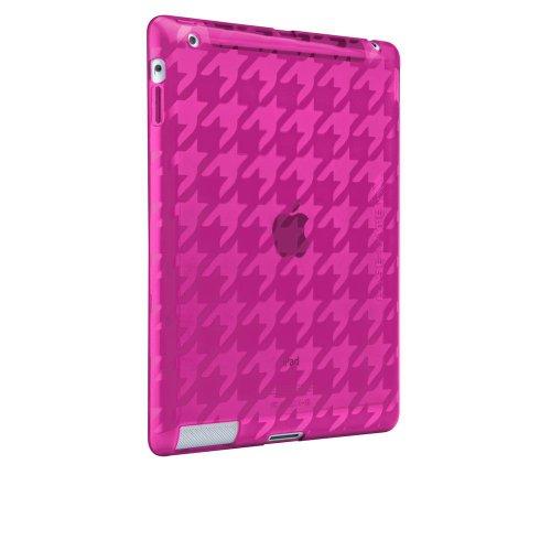 Case-Mate iPad II Gelli Case, Houndstooth Pink