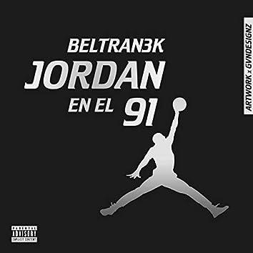Jordan en el 91