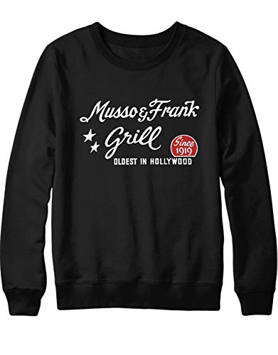 HYPSHRT Heren Sweatshirt OUAT in Hollywood Musso & Frank Grill C1000016