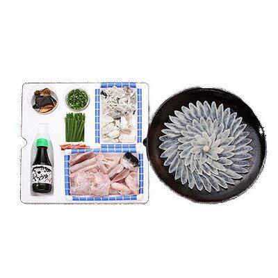 豊後とらふぐ料理セット【養殖4〜5人前】【フグ】【河豚】