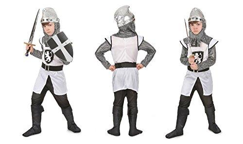 Deguisement Chevalier Croisé Enfant 4 à 6ans - Costume Déguisement - 362
