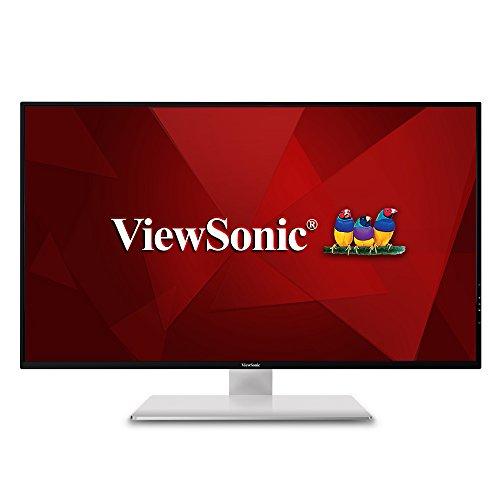 ViewSonic VX4380-4K 43 Inch Frameless Wi...