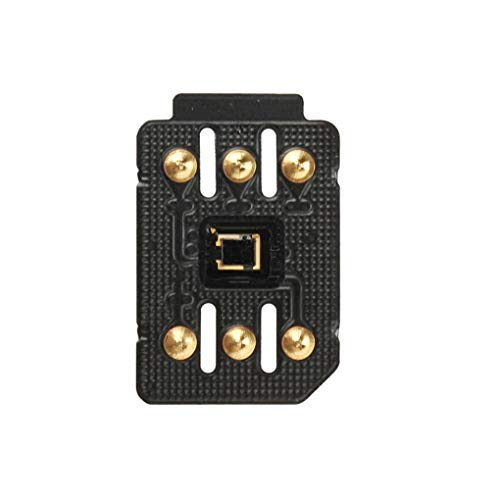 rongweiwang Mobile Phone Turbo Sim Card de Accesorios para X / 8 Plus / 7p / 6p / 6s / 5s / teléfono XS