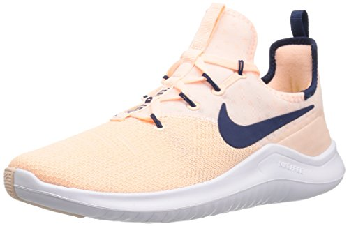 Nike Damen WMNS Free Tr 8 Hallenschuhe, Orange (Teinte Cramoisie/Blanc/Marine 800), 38 EU