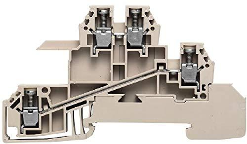Verteilerklemme 84,5x6,1x49mm WDL 2.5/S/L/L,Klemme Elektro,Weidmüller,WDL 2.5/S/L/L,4008190189259