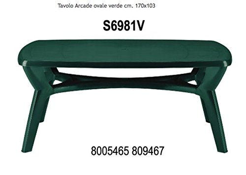 GRANDSOLEIL 103 x 170 cm Diseño de Sol Grand Mesa Verde 6981 Arcade V