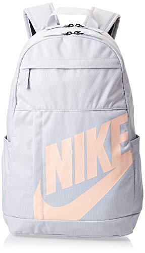 Nike NK ELMNTL BKPK - 2.0 Sports Backpack, Sky Grey/Sky Grey/(Washed Coral), MISC