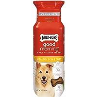 4-Pack 15-Oz Milk-Bone Daily Vitamin Chewy Dog Treats