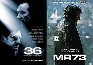 Mr73 / 36 Quai Des Orfèvres [2-DVD Set] - Starring Daniel Auteuil